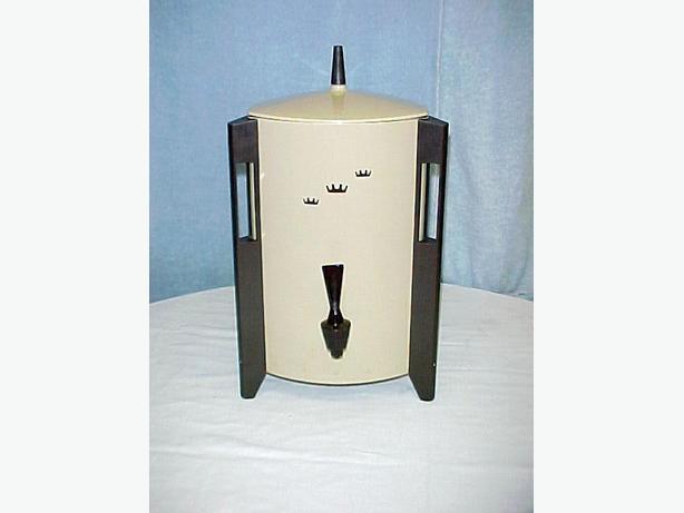 Retro Regal 10 to 30 Cup Coffee Percolator Model 7530 Harvest Gold