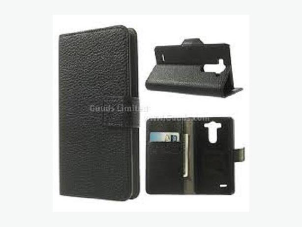 Wallet Leather Flip Stand Case for LG G3 Beat, G3 Mini