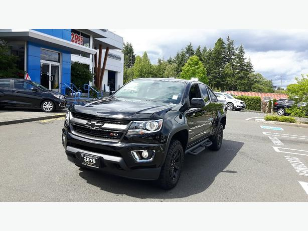 NEW 2016 CHEVROLET COLORADO 4WD Z71 TRAIL BOSS FOR SALE IN PARKSVILLE