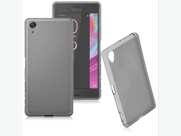 TPU Soft Case Cover Matte Skin For Sony Xperia X Performance