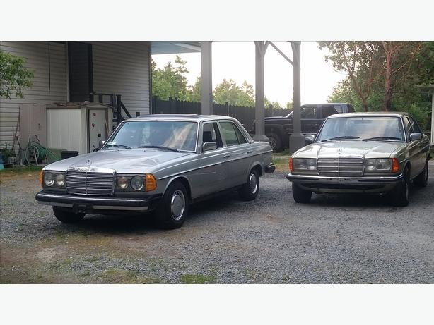 WANTED: WANTED: Mercedes 240D Parts Car, Cheap!