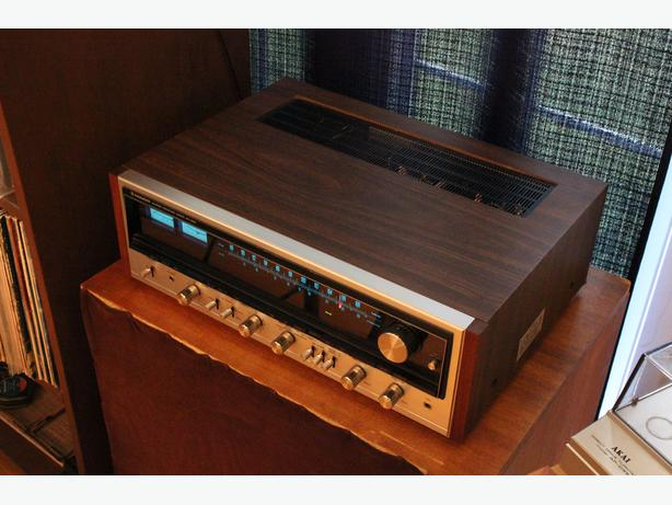 Pioneer SX-838 Receiver 50WPC