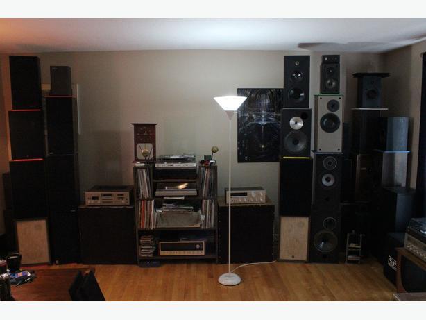 Vintage Speaker Sale!