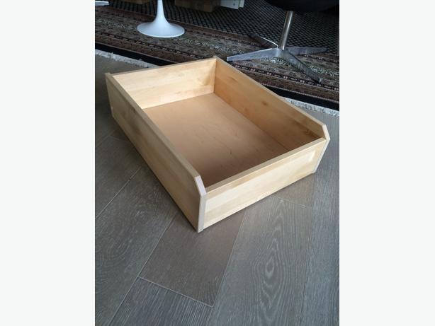 ikea pax komplement drawers birch not particle board oak bay victoria. Black Bedroom Furniture Sets. Home Design Ideas
