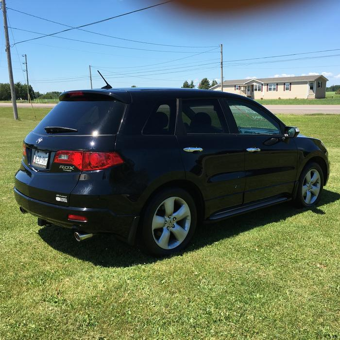 2008 Acura RDX SUV Tech Pkg SH-AWD Turbo PRINCE COUNTY