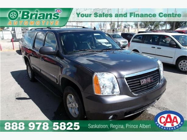 2011 GMC Yukon XL SLT - 4x4 LEATHER 7PASS