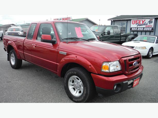 2011 ford ranger sport super cab 2wd price reduced outside victoria victoria. Black Bedroom Furniture Sets. Home Design Ideas