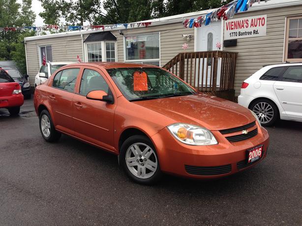 2006 Chevrolet Cobalt LT - Automatic - Cruise - Alloy Wheels
