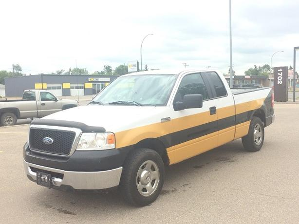 2007 ford f 150 super cab xlt central regina regina. Black Bedroom Furniture Sets. Home Design Ideas