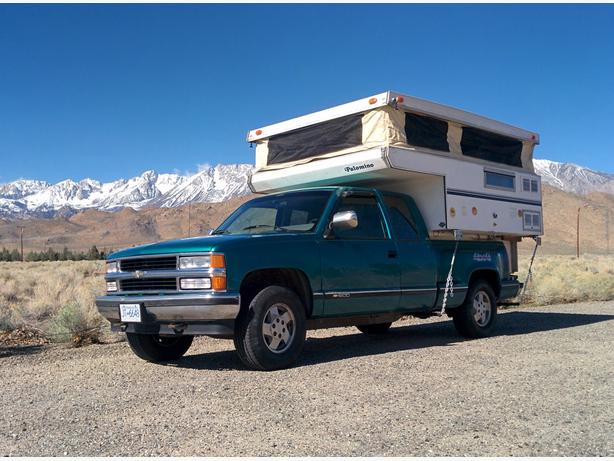 Adventure Rig for Sale - Reduced!