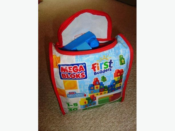 Bag of Large Mega Bloks