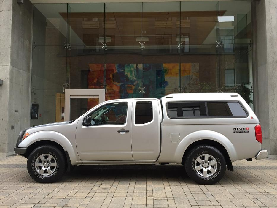 2005 Nissan Frontier Nismo Off Road King Cab 4x4 98