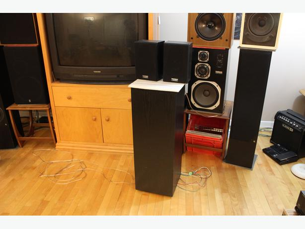 Fisher Preference 2.1 Speakers - CLEARANCE