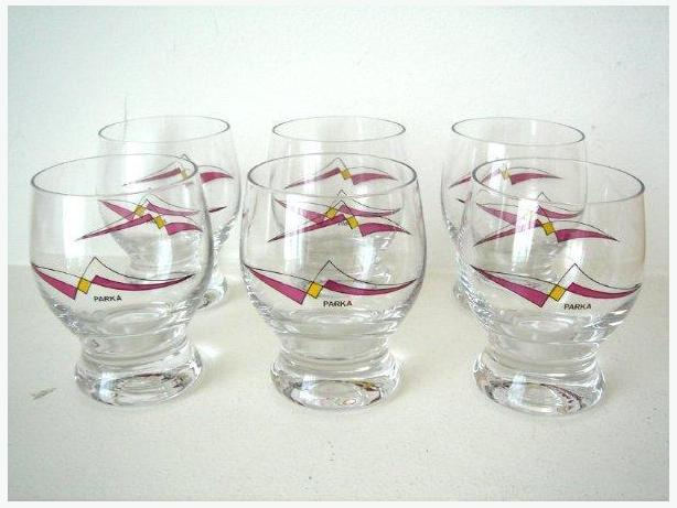 PARKA GLASS - Glasses (Set of 6)