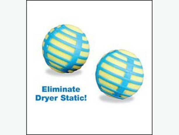 Anti-Static Dryer Balls (set of 2)