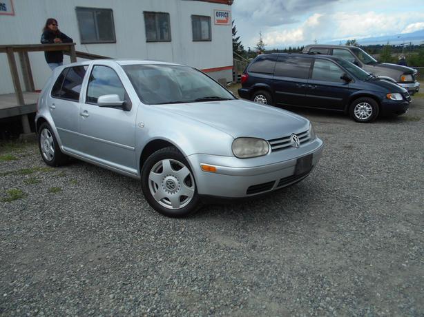 2001 Volkswagen Golf DIESEL