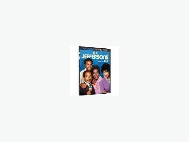 The Jeffersons DVD - Seasons 1 and 2 (NEW)