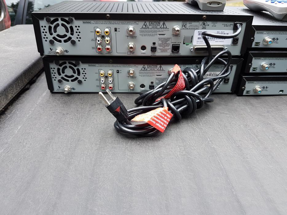 bell 6131 receiver hook up
