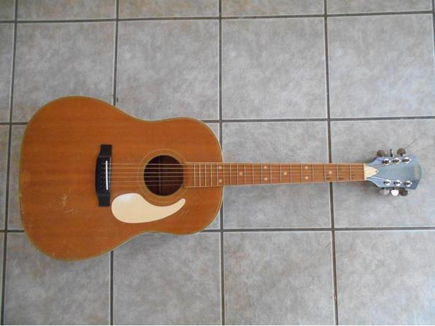 1960's Regent Acoustic Guitar