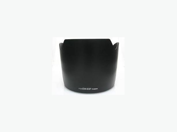 New EW-83F Lens Hood for Canon EOS LENS EF 24-70mm f/2.8L Lens