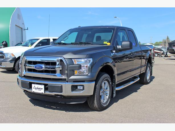 2016 Ford F-150 SuperCab 4x4