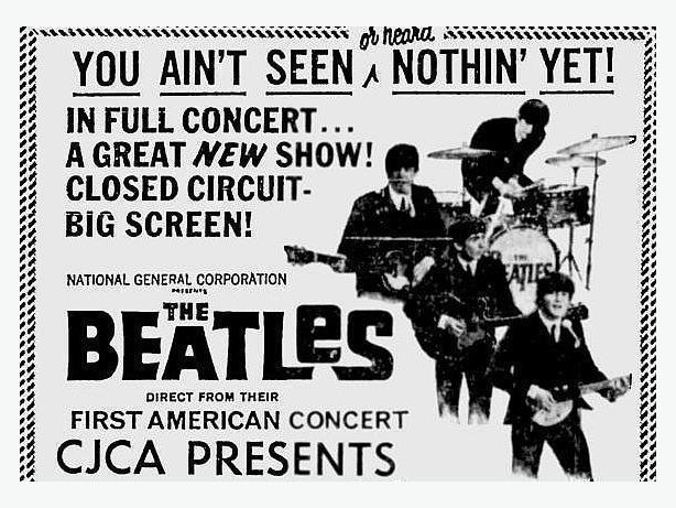 WANTED: The Beatles in Edmonton