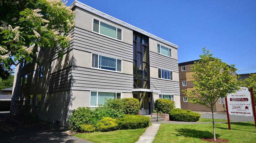 Parkside manor 1 bed 1 bath in esquimalt victoria city for Parkside manor