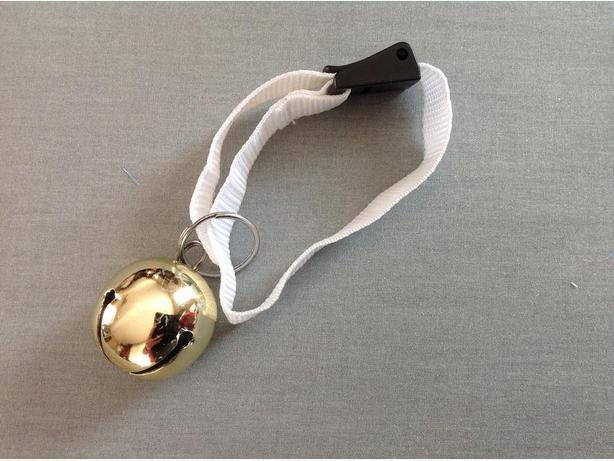 Bear Bell Bracelet