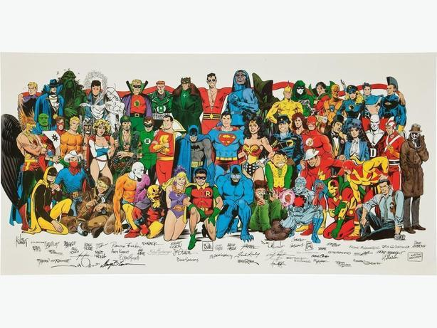 THOUSANDS OF COMIC BOOKS - (1950's up to 2010)