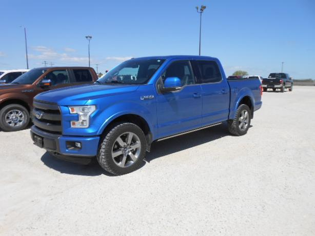 2015 Ford F-150 Lariat SuperCrew T5098