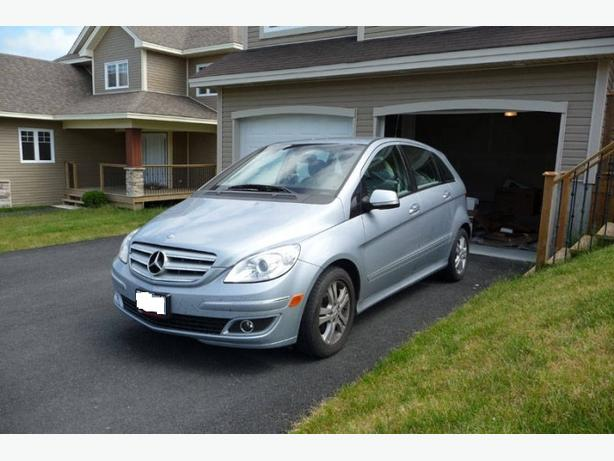 2007 Mercedes B200 Turbo Victoria City Victoria
