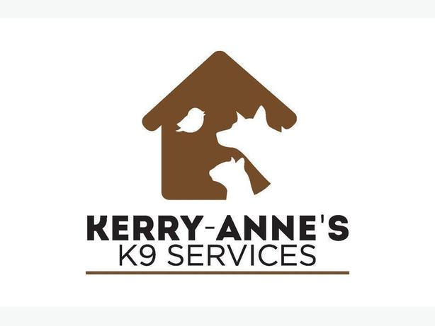 "Kerry-Anne's K9 Services  ""While You Sit and Stay... We Go Out and Play"""