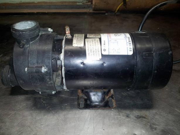 Hot tub motor and pump north regina regina for Jacuzzi tub pump motor