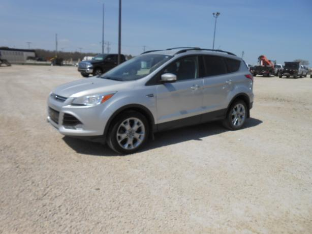 2013 F'ord Escape Sel 4WD T5020