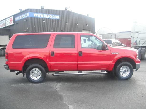 2005 ford excursion xlt 4wd diesel outside nanaimo nanaimo mobile. Cars Review. Best American Auto & Cars Review