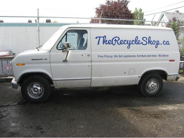 New to Nanaimo !!   The Recycle Shop.ca
