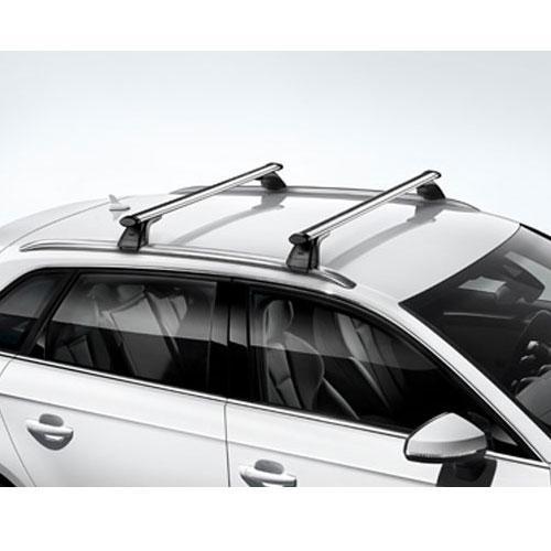 Audi Q3 2015-2016 Factory Roof Rack Carrier Bars