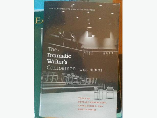 The Dramatic Writer's Companion - Dunne