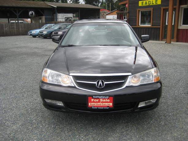 2002 acura tl s type luxury car value price outside comox valley campbell river mobile. Black Bedroom Furniture Sets. Home Design Ideas