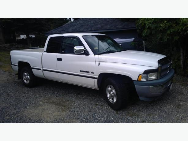 Clean Dependable Dodge Ram Truck OBO