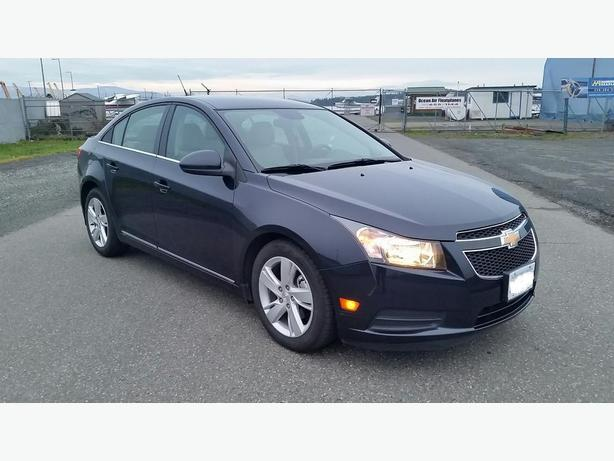 2014 chevrolet cruze 2 0 turbo diesel 46 mpg reduced north saanich sidney victoria mobile. Black Bedroom Furniture Sets. Home Design Ideas
