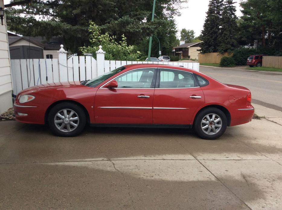 2008 Buick Allure East Regina Regina