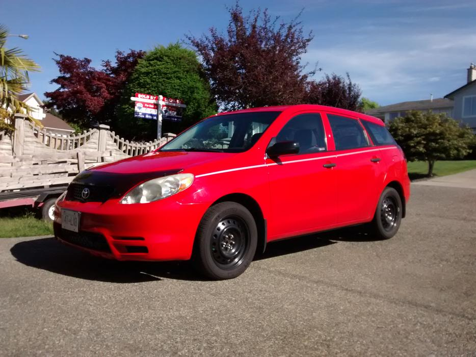 2004 toyota matrix north nanaimo nanaimo. Black Bedroom Furniture Sets. Home Design Ideas