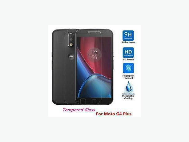 New Tempered Glass Film Screen Protector For Motorola Moto G4 Plus