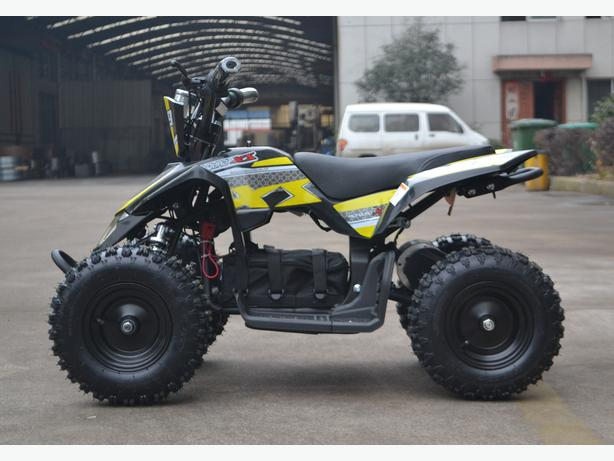 BRAND NEW ELECTRIC MINI ATV QUAD 1000W 36V PICKUP IN GREELY! NEVER OPENED!