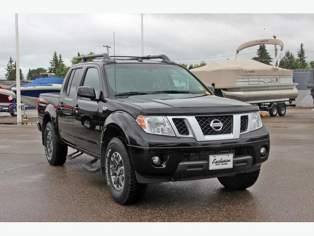 2015 nissan frontier pro 4x crewcab 4x4 outside south saskatchewan regina mobile. Black Bedroom Furniture Sets. Home Design Ideas