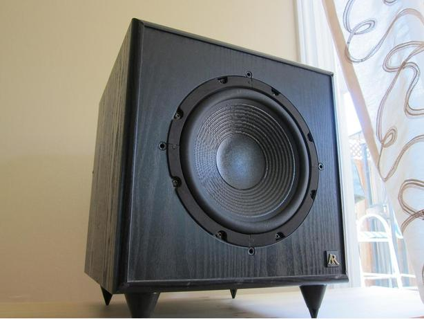 ACOUSTIC RESEARCH ACTIVE AR HC4 SUB SUBWOOFER *EXCELLENT DEEP BASS*