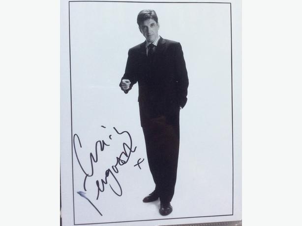 Craig Ferguson autograph for sale