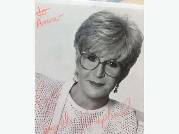 Sally Jessie Raphael autograph for sale