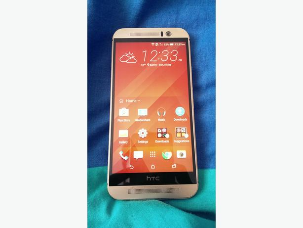 Htc One M9 32gb for sale - $350